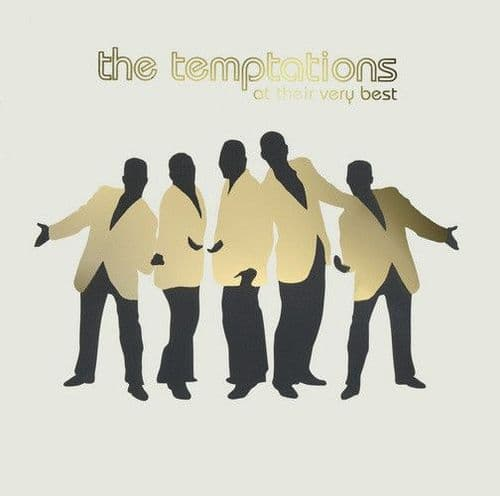The Temptations<br>At Their Very Best<br>2CD, Comp
